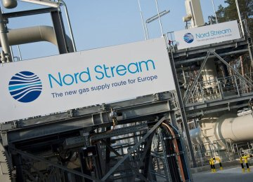 The biggest affected interest would be the mooted Nord Stream 2 gas pipeline from Russia to Germany, itself a source of political controversy in the EU.