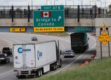 Canada Economy Set to Slow Down