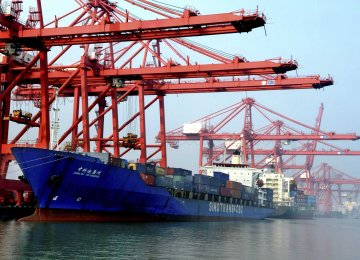 China's Run as World's Top Exporter May End
