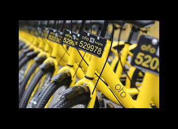 China Firms Weigh Joint $2b Ofo Buyout