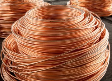 Copper Strikes 4.5-Month Peak