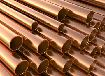Copper, Other Metals Gain as Dollar Dips