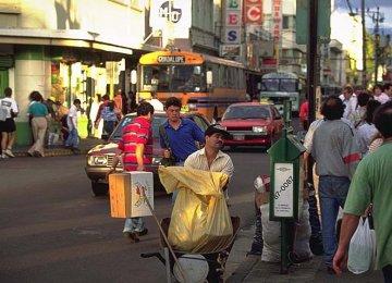 Costa Rica's Poor Left Behind