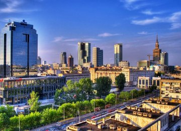 EBRD expects Poland's economy to grow by 4.1%.