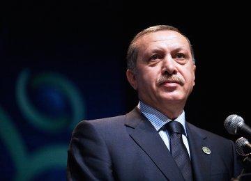 Erdogan Warns Turkish Banks