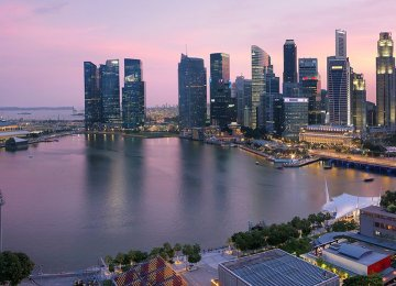 Singapore has the largest debt load in Southeast Asia, but the city-state is also one of the world's wealthiest countries, with households holding assets worth $1.1 trillion under one estimate.
