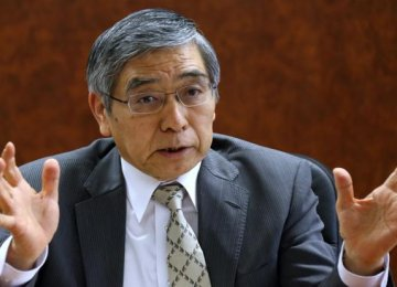 Fifth Year for BoJ Monetary Easing