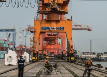 French Trade Deficit Widens