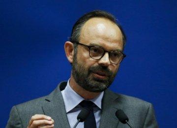 French Premier Vows to Cut Budget Deficit