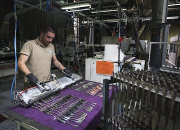 French Business Confidence at 10-Year High