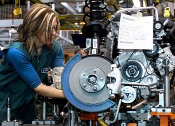 Manufacturers' optimism about future output has hit a record high.