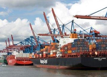 German Trade Surplus Widens