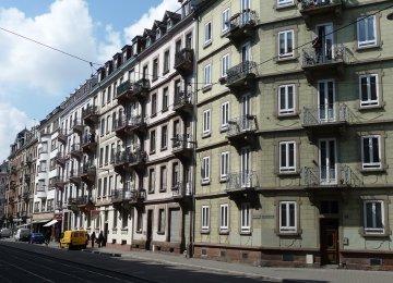 German Urban Homes Overpriced