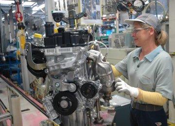 Global Manufacturing Rose 3.7% in Q1
