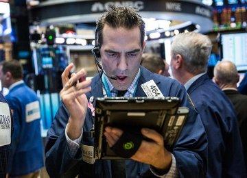 Global Stocks Struggle Ahead of Fed Decision