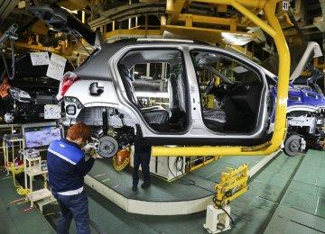GM Seeking  S. Korea Backing