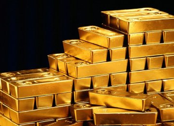 Gold Heads  for Biggest Weekly Rise
