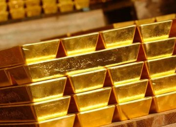 Gold Inches Closer to $1,300