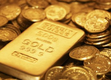 Gold Prices Recover