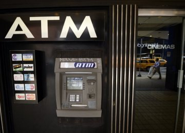 Hackers Hit Major ATM Network