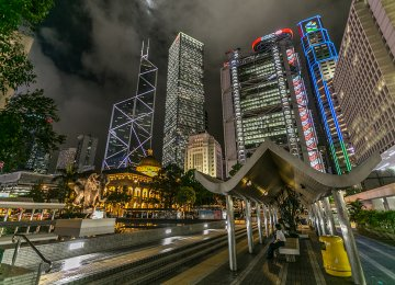Hong Kong's economy will grow in 2017 at a slightly faster rate than the 1.9% expansion seen in 2016.