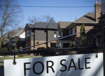 Housing Slump Hurts Canada Economy
