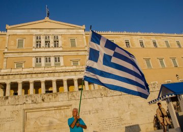 IMF Warns Greece
