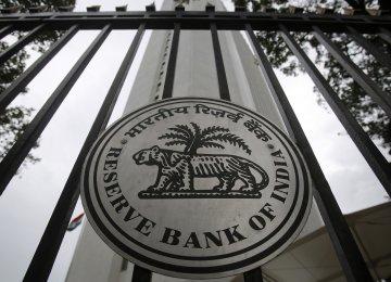India Forex Reserves Reach $382b
