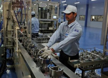 India Manufacturing PMI Slows
