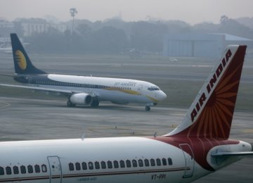 Indian Airlines to Incur Losses Up to $1.9b