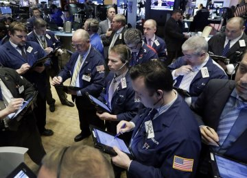 Wall Street is expecting profit growth to continue in the second half of this year, though maybe at a slower rate.