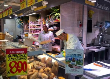 Italy Inflation Slows