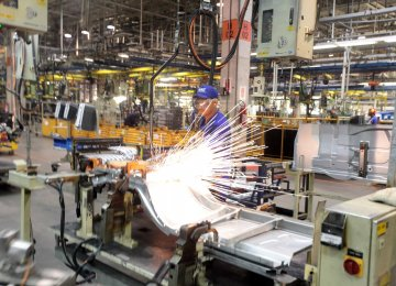 ISTAT highlighted a modest pick-up in the manufacturing sector.
