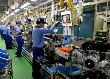 Japan's manufacturing PMI stood at 52.90 in September 2017, compared to 52.20 in August 2017.
