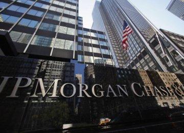 JPMorgan has been the MENA region's top arranger for bond sales.