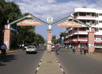 Kenya Businesses Suffer