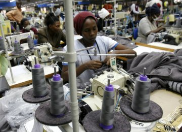 Kenya Job Creation at 8-Month Low