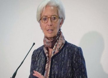 Lagarde Urges (P)GCC Arabs to Set Up Revenue Target