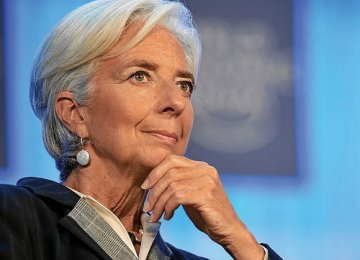 Lagarde Defends Globalization