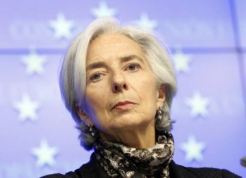 Lagarde Tells Countries to Reform Own Trade Practices