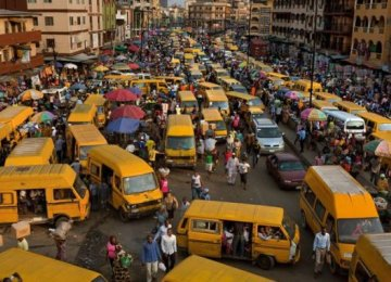 Lagos Outlook Rated Negative