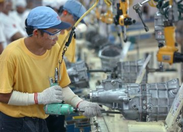 Less Japanese Firms Optimistic of Growth
