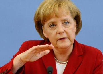 Merkel Says Growth Must Be Inclusive