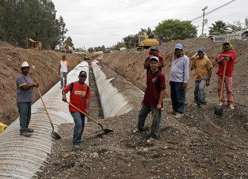 Mexico Boosts Minimum Wage