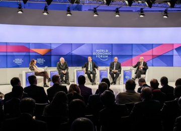 WEF leaders say globalization is good.