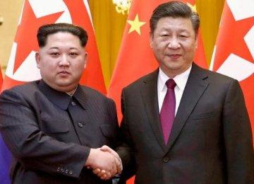 N. Korea Seeks Chinese Help