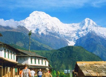 Nepal Growth Resilient