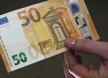 New €50  Anti-Forgery Banknote