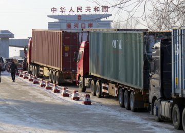 North Korea Trade Volume Shrinks 15%