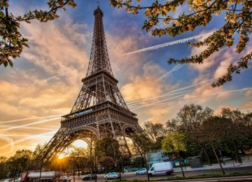 Paris Beats London in Investments